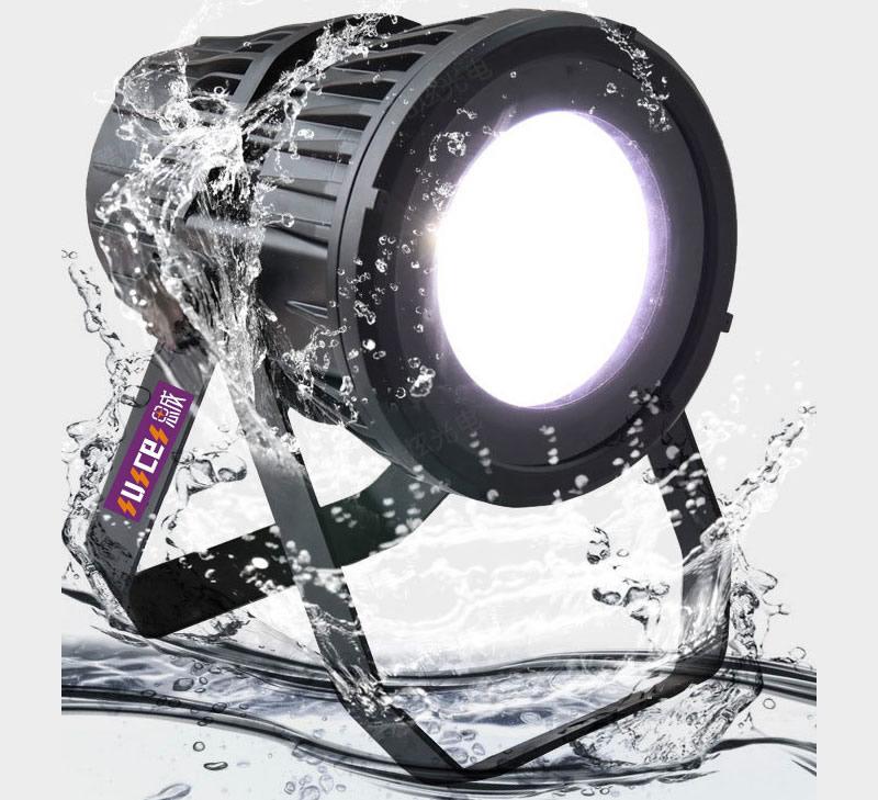 LED200W防水COB面光灯