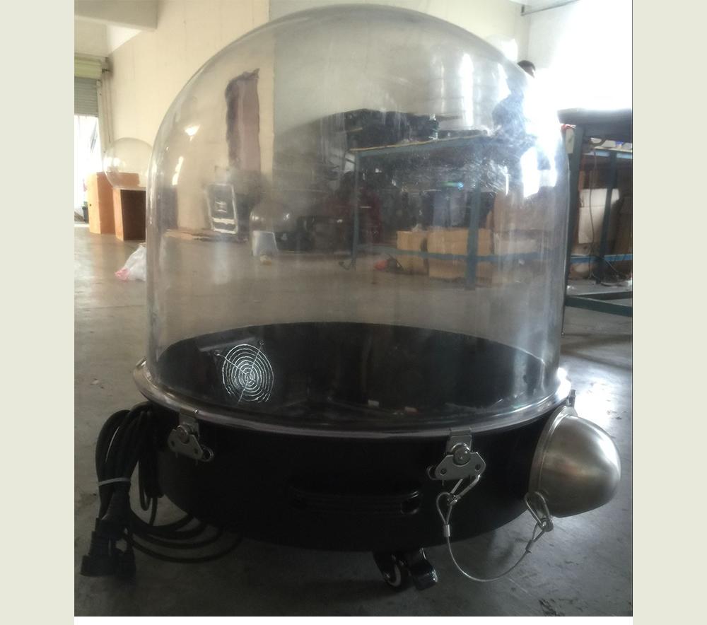 摇头光束灯防雨罩效果图