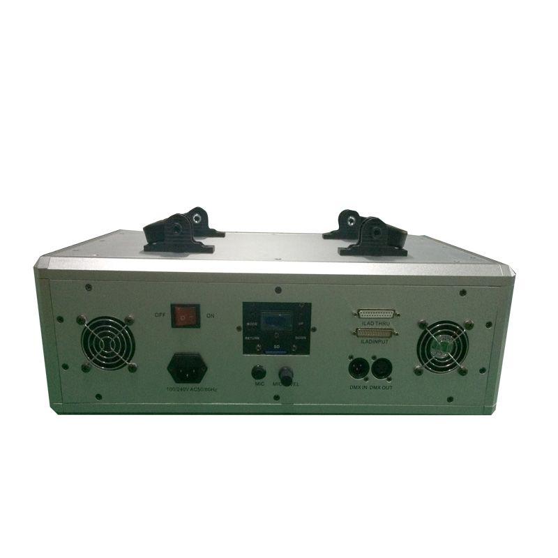 全彩3W-8W振镜激光灯效果图