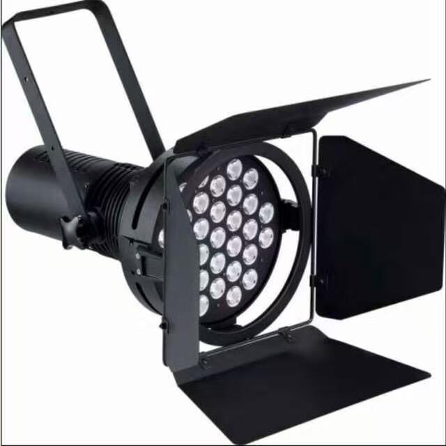 LED染色灯优劣效果图
