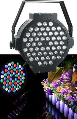 浅谈LED帕灯在舞台灯光中的重要性效果图