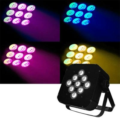 LED帕灯类别效果图