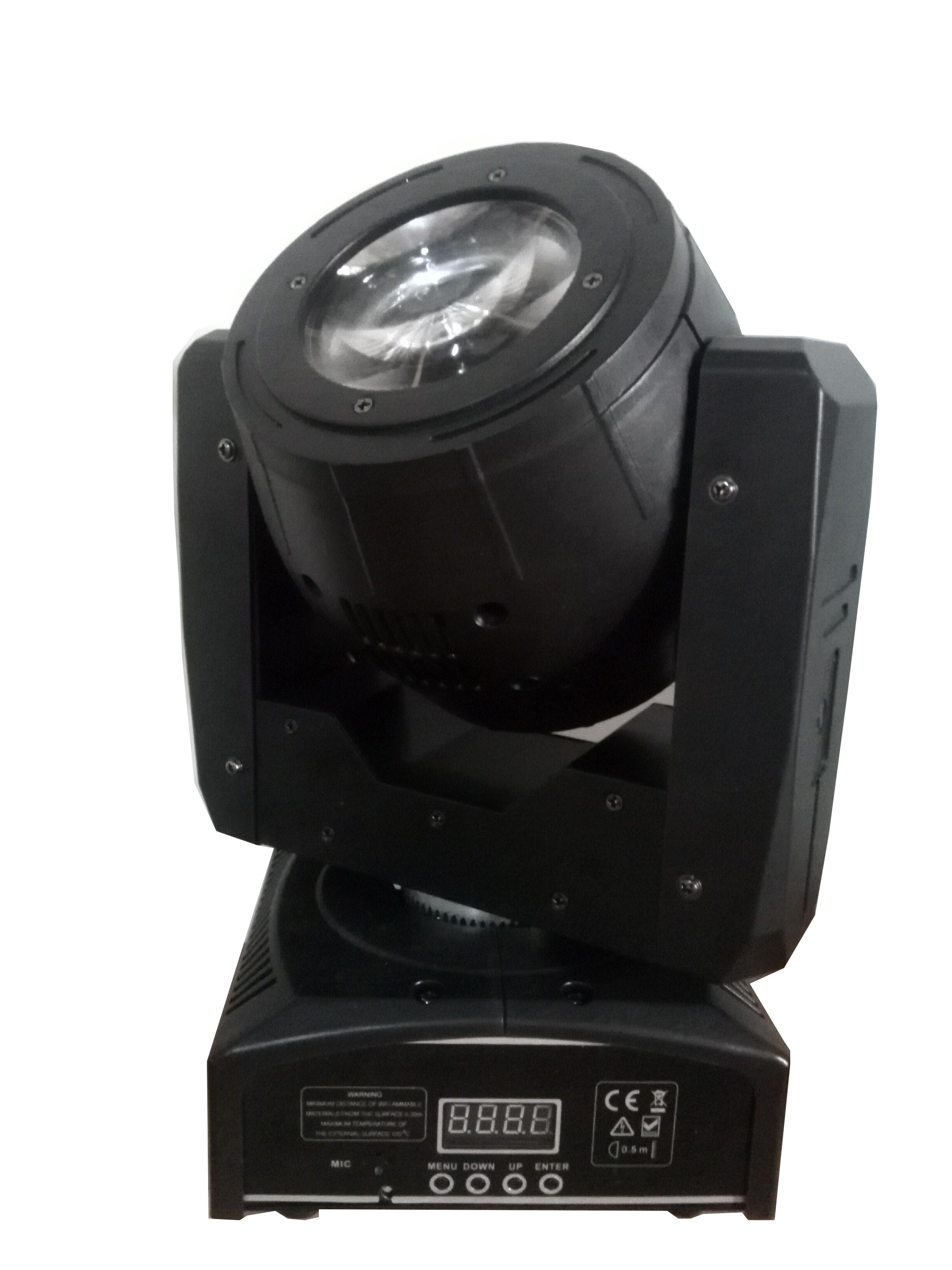 LED4*15W双面无极摇头灯