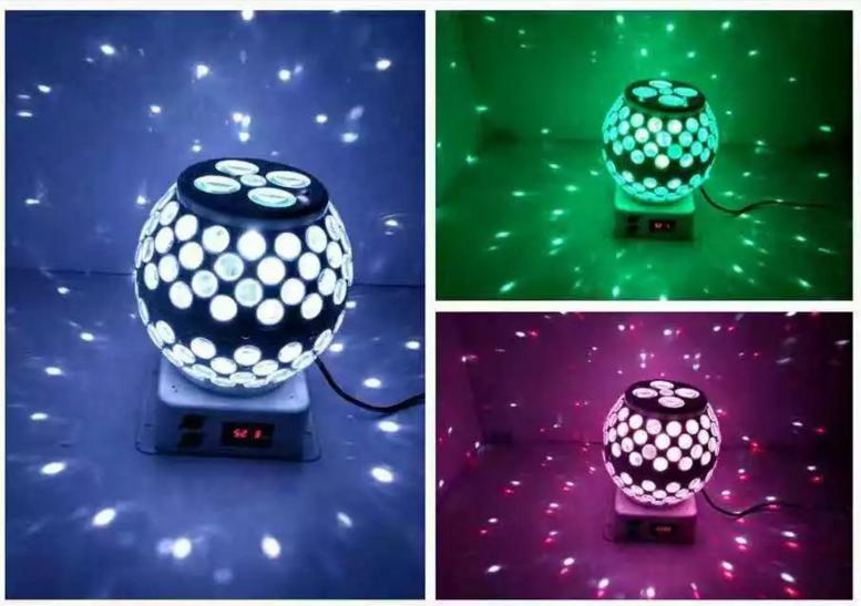 LED灯笼包房灯效果图