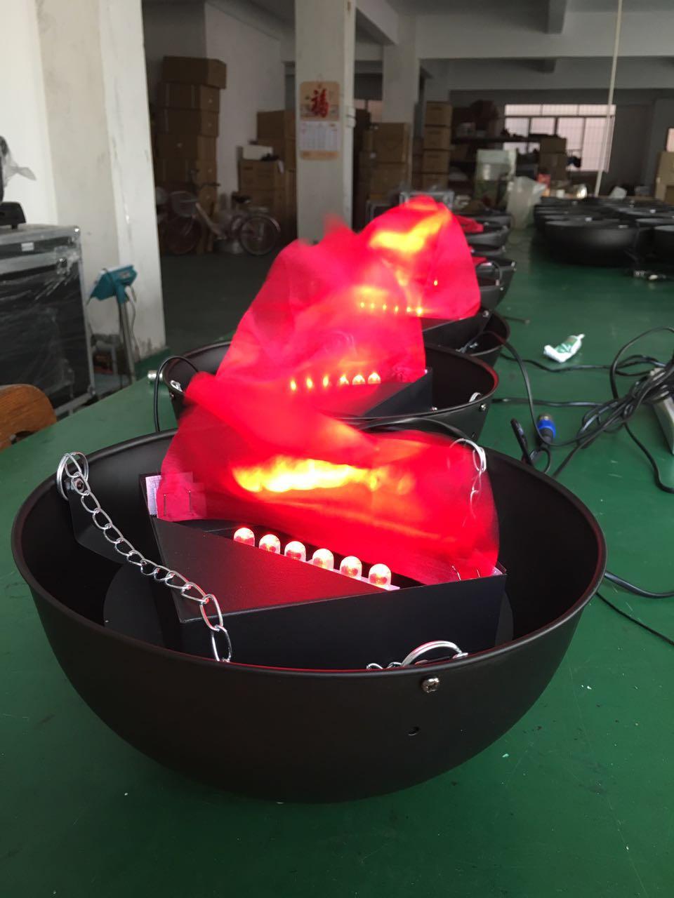 小火焰灯(SC-8001)效果图
