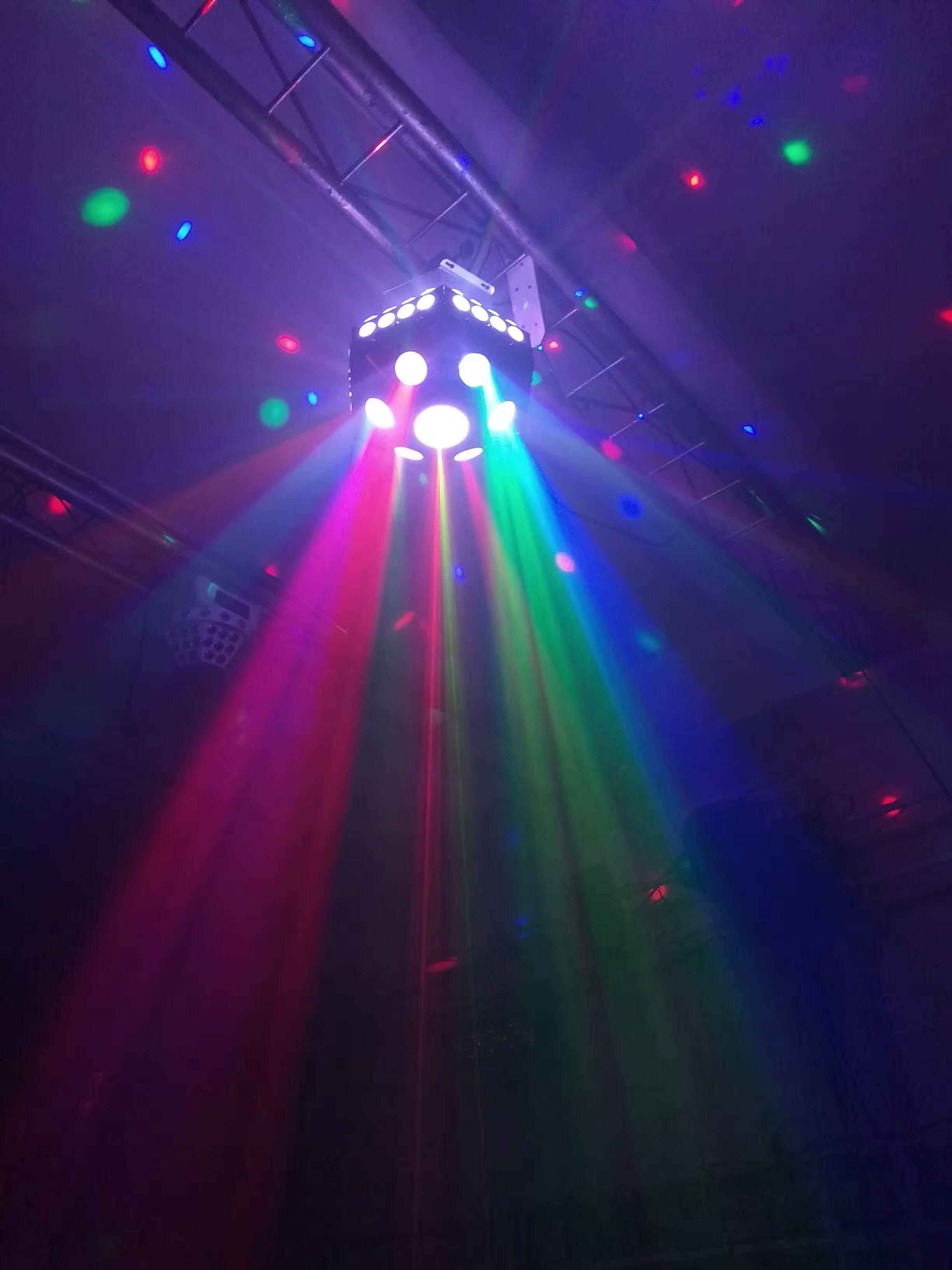 如何设计酒吧灯光?效果图