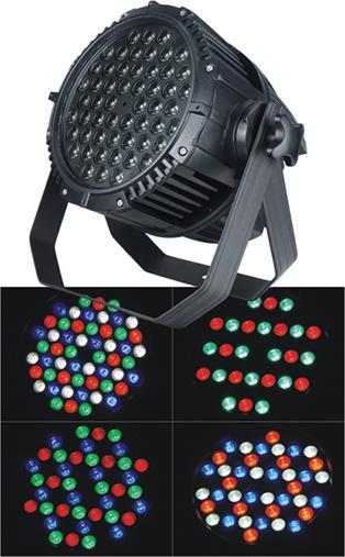 LED帕灯有哪些种类?效果图