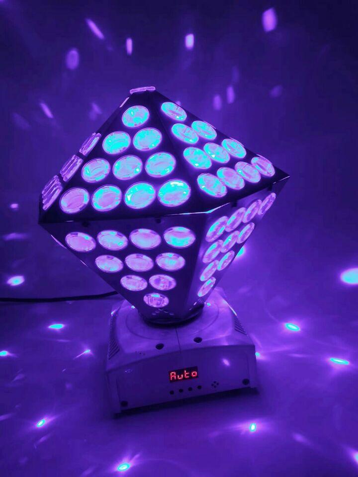 LED钻石酒吧灯效果图