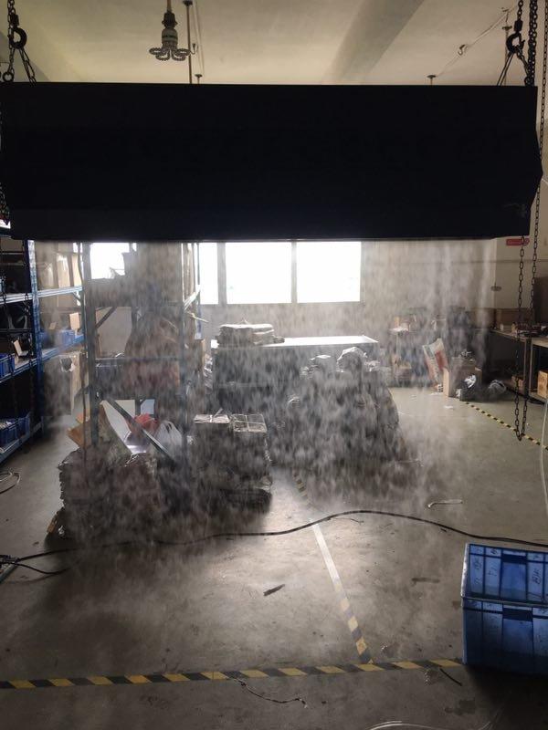 雾屏,3D全息雾幕机技术介绍效果图
