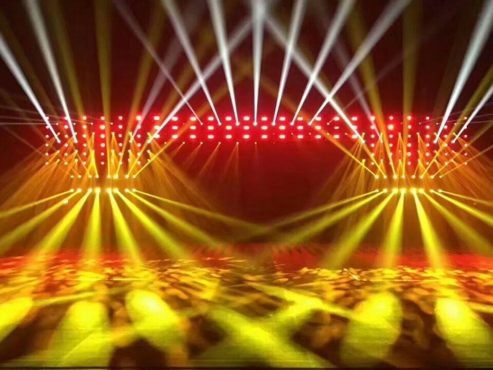 国内舞台灯光市场低迷的原因分析效果图