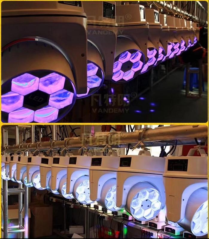 酒吧,KTV,DISCO娱乐场所灯光方案工程2017年新灯展示效果图