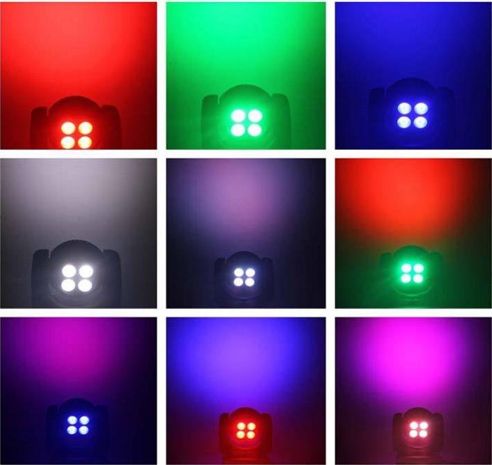 酒吧,KTV,DISCO娱乐场所灯光方案工程2017年新灯展示
