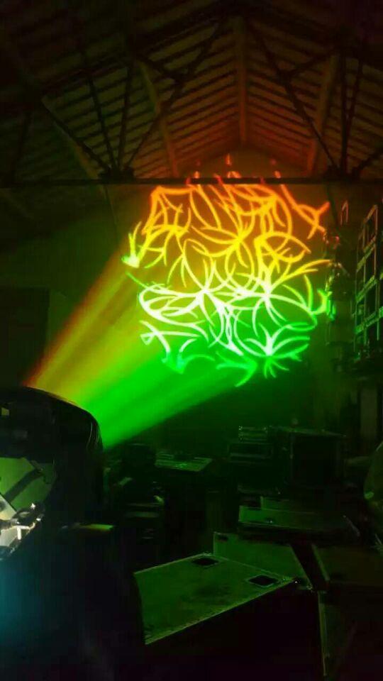 大型酒吧舞台灯光设备有哪些?效果图