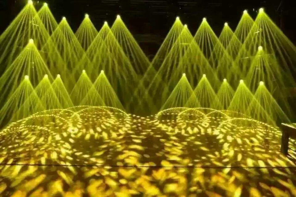 舞台灯光摇头灯光束灯检修故障和维修事项效果图