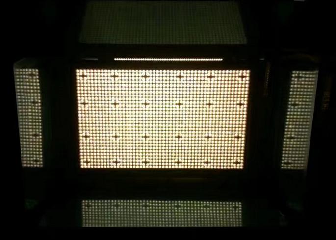 舞台灯光在拍摄中应用注意方面效果图