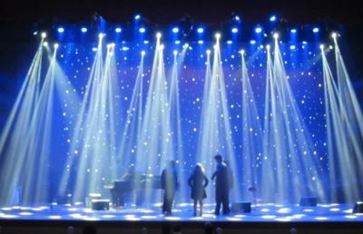 应该如何进行保养舞台灯光设备效果图