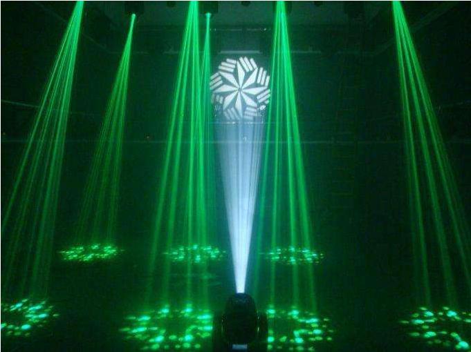 酒吧舞台灯光设计