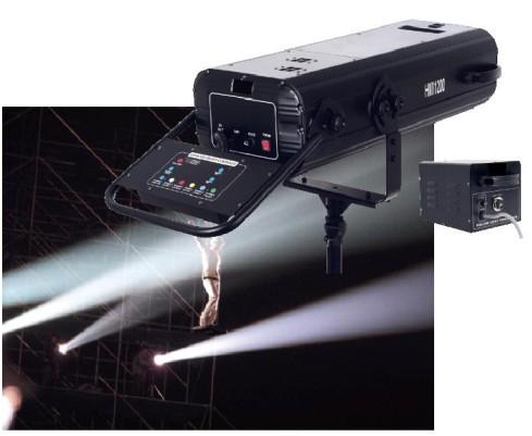 现代追光灯在舞台灯光中的作用