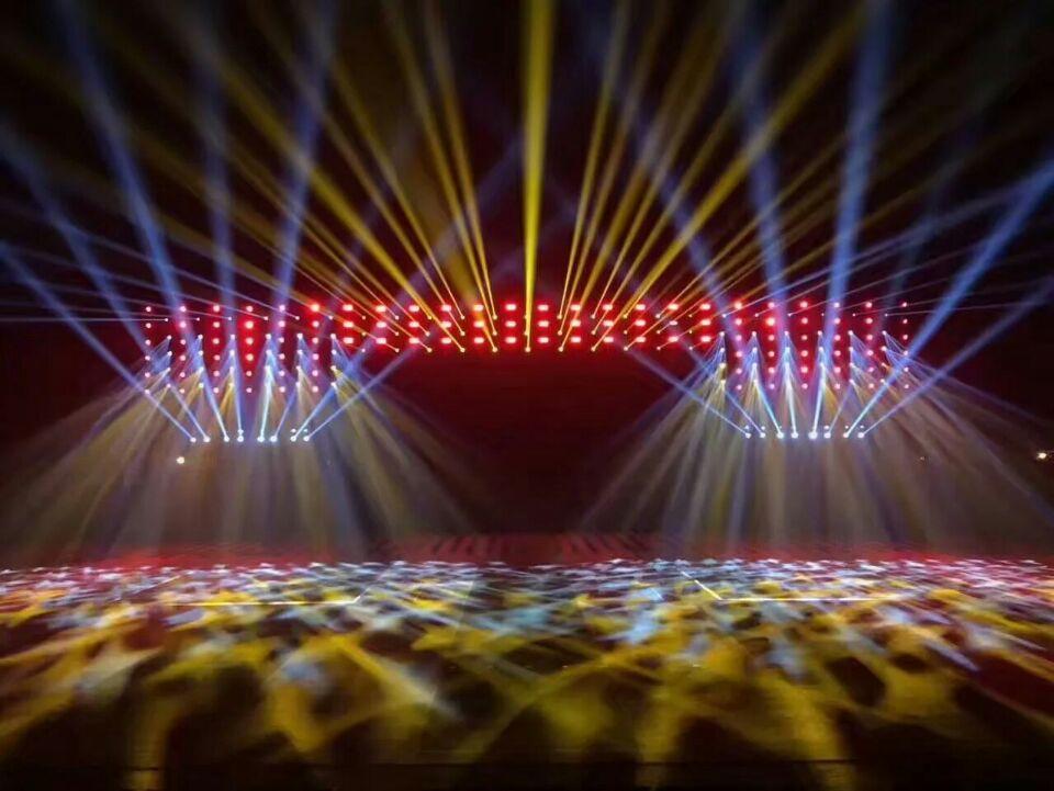 舞台灯光技术要点