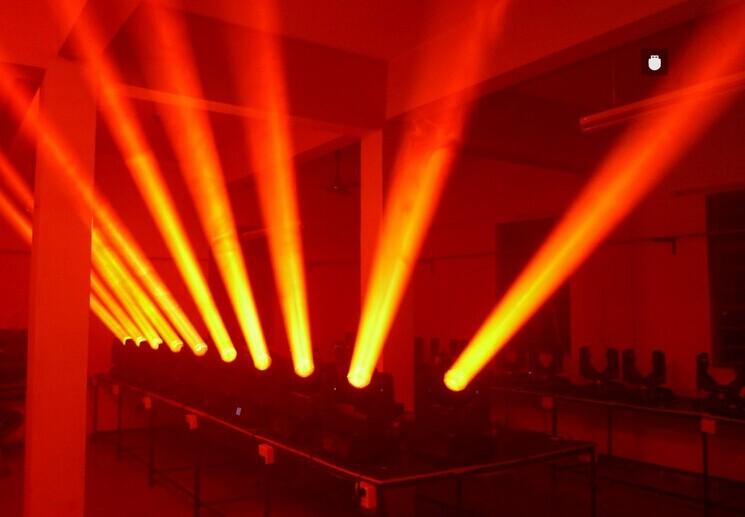 舞台灯光保养要注意什么?效果图