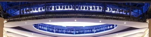 舞台灯光精准定位设计与分析效果图