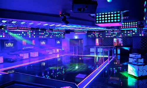 酒吧舞台灯光设计解决方案技巧分析效果图