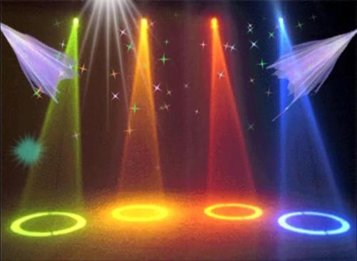 婚礼舞台灯光设计布置技巧有哪些推荐?效果图