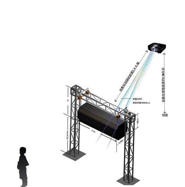 雾屏安装调试工程注意事项效果图