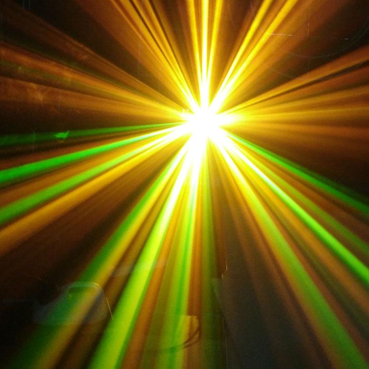 如何排列舞台灯光?