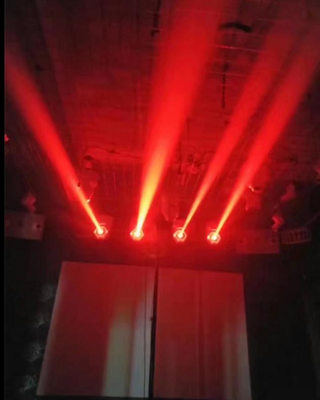 如何设计KTV包房灯效果图