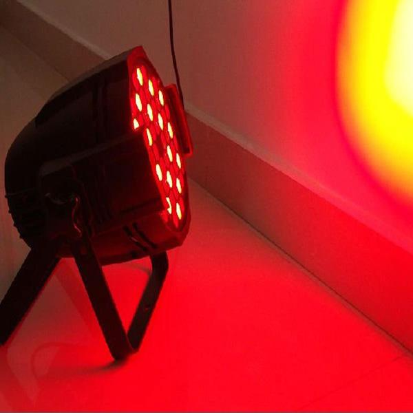 如何正确使用LED帕灯效果图