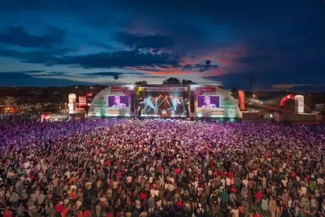 国际音乐节十大排行榜效果图