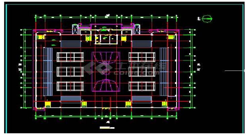 舞台灯光完整搭配过程效果图