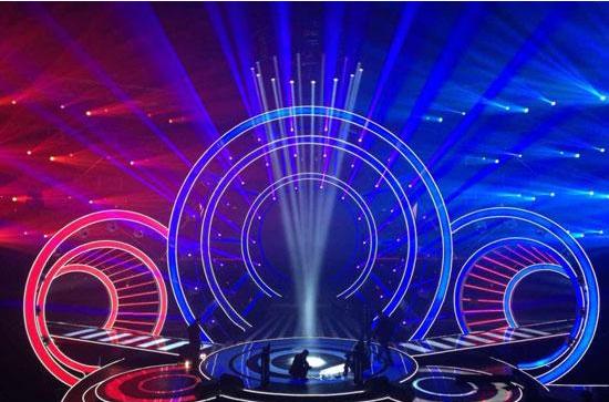 电视和戏剧舞台灯光的区别效果图