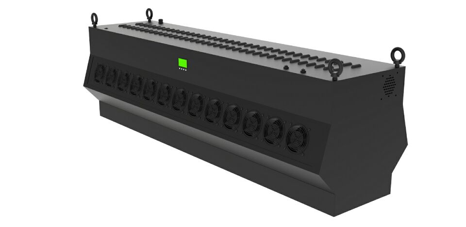 水雾机设备系统