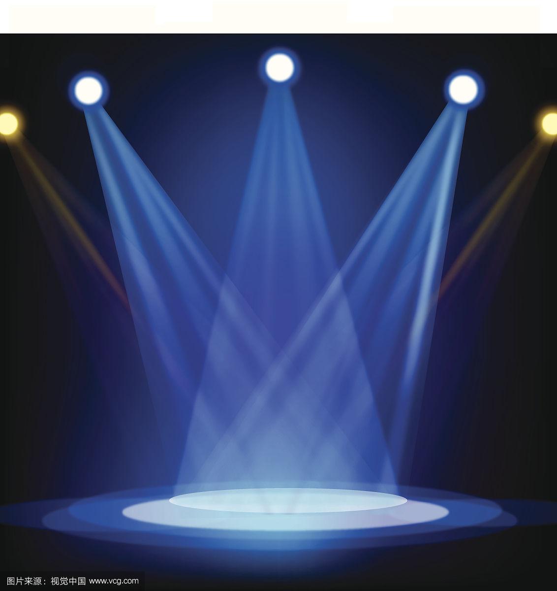 舞台灯光知识效果图