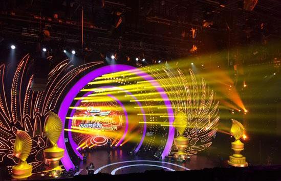 色温在舞台灯光中的重要性效果图