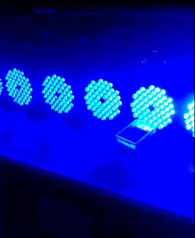 LED帕灯节能灯市场潜力效果图