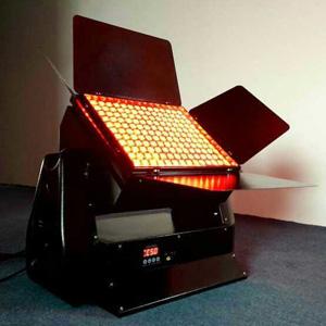 如何正确使用LED投光灯在舞台中效果图