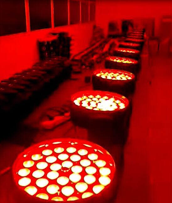 LED摇头灯的特点效果图
