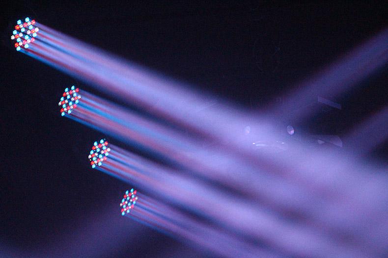 LED灯使用维护注意事项效果图