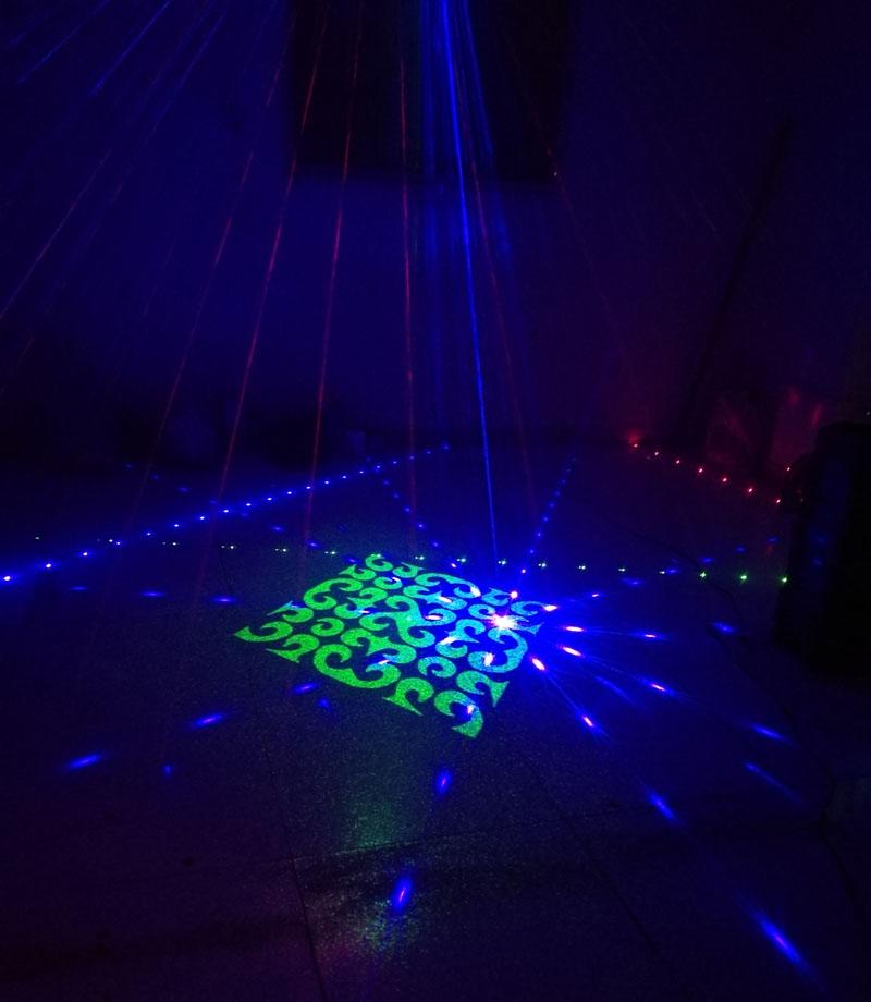 舞台激光灯效果展示