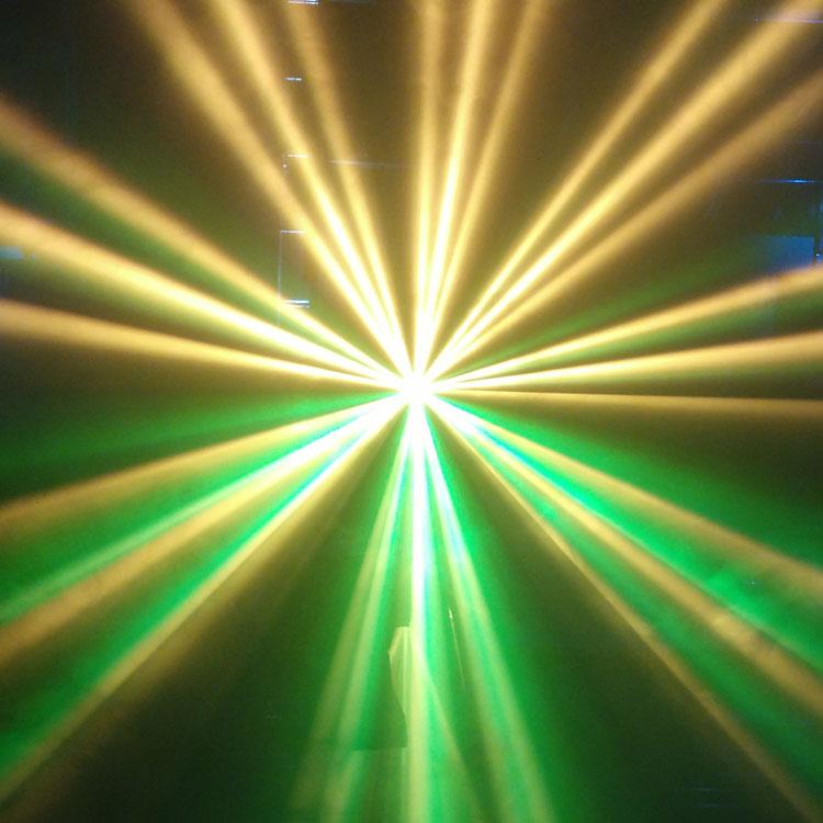 200W和230W光束灯的区别效果图
