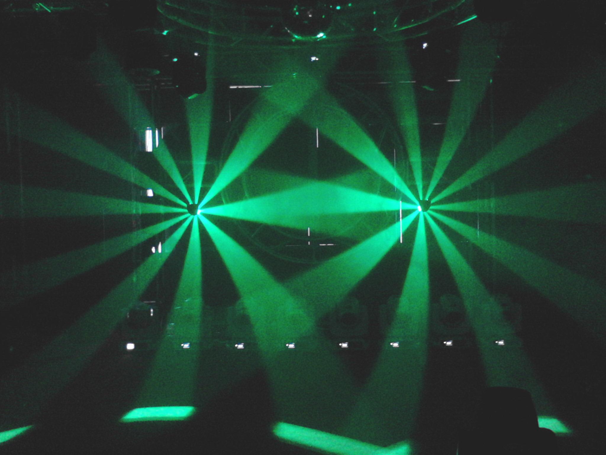 舞台灯光如何着色效果图