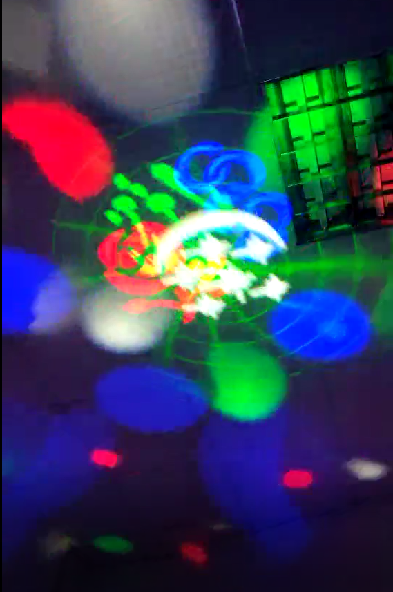 如何控制包房灯光设备效果图