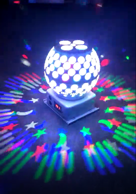 如何控制包房灯光设备