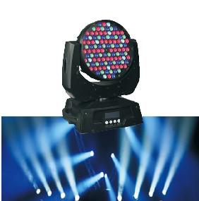 舞台灯光技术虚拟与现实组合效果图