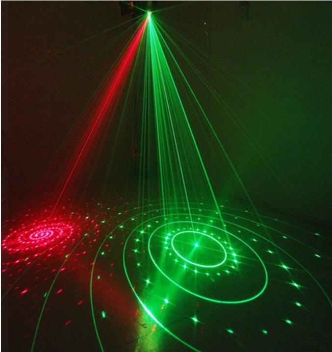 舞台灯光烘托氛围作用效果图