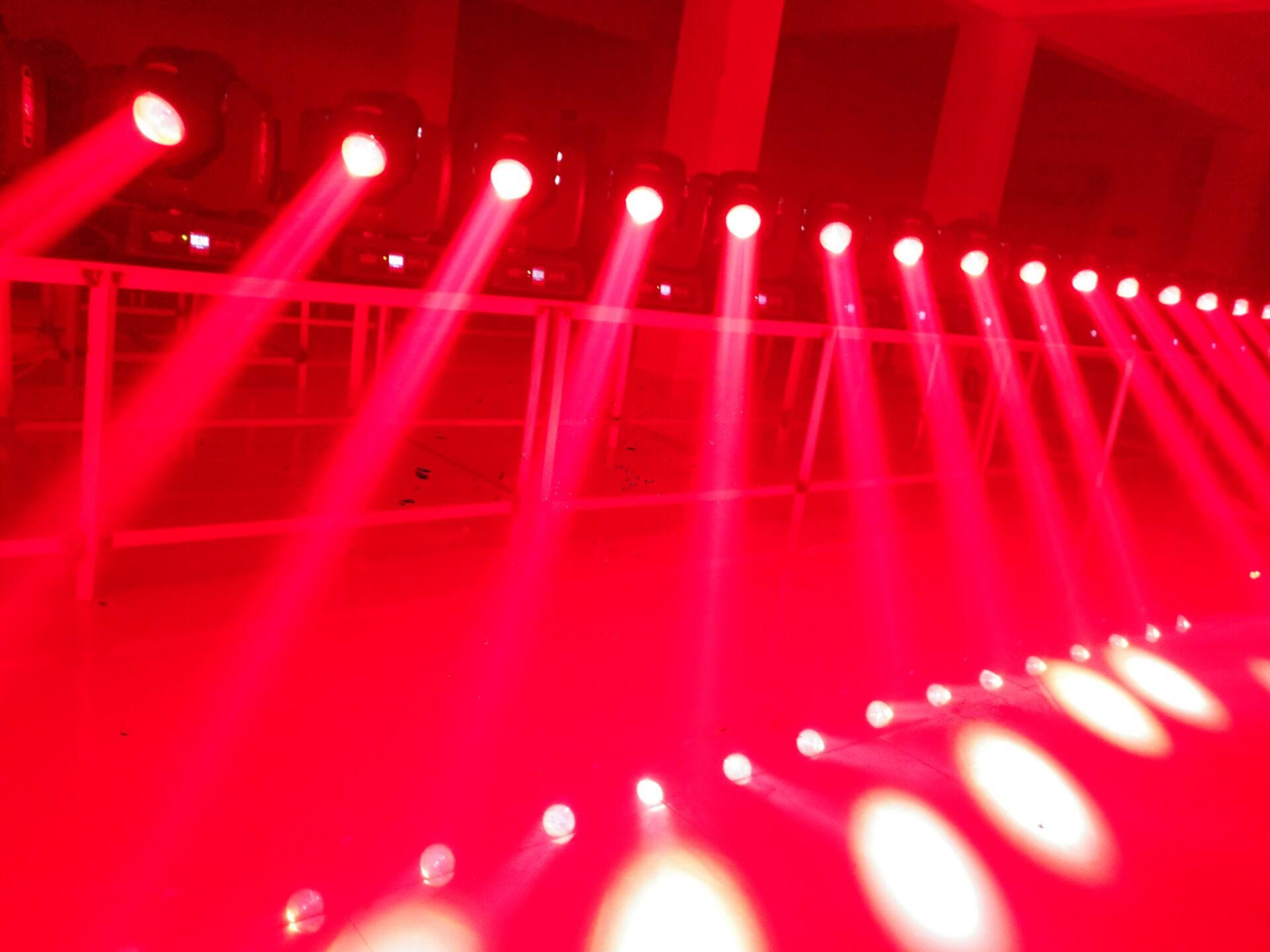 舞台灯光技术调试效果图