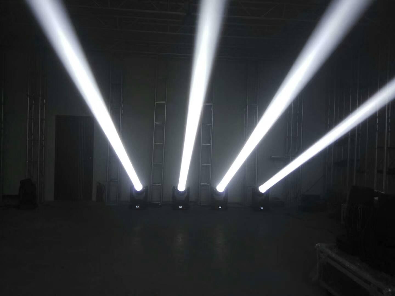 广场演出灯光设备要点效果图